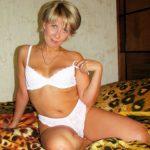 Страстная блондинка. Встречусь в Новокузнецке с мужчиной для секса!